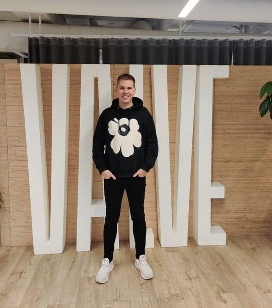 Matias Metsänen, Growth Marketing Specialist