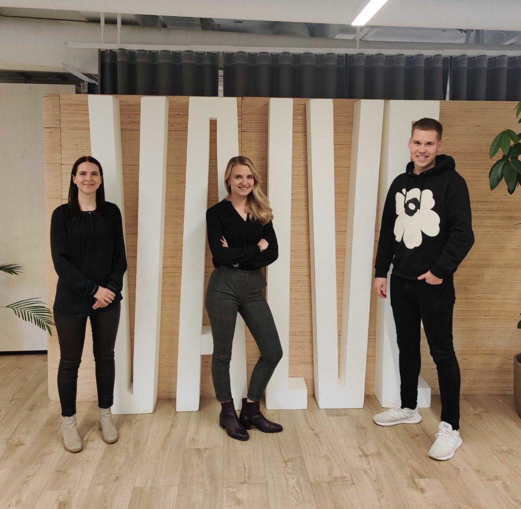 Valve vahvistuu kolmella uudella työntekijällä